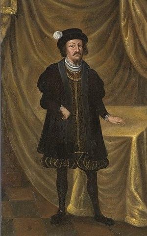 Magnus I, Duke of Saxe-Lauenburg - Magnus I (ca. 1520)