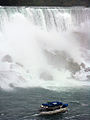 Maid of the Mist IV in front of the American Falls.jpg