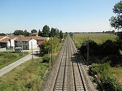Mairago ferr Milano-Bologna.JPG