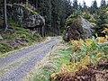Malá brána v údolí Bílého potoka v Lužických horách.jpg