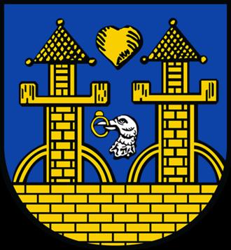 Malchow - Image: Malchow Wappen