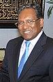 Maldivian President, Mr. Mohamed Waheed Hassan Manik, in Male, Maldives, on September 17, 2012.jpg