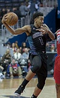 Malik Monk American basketball player