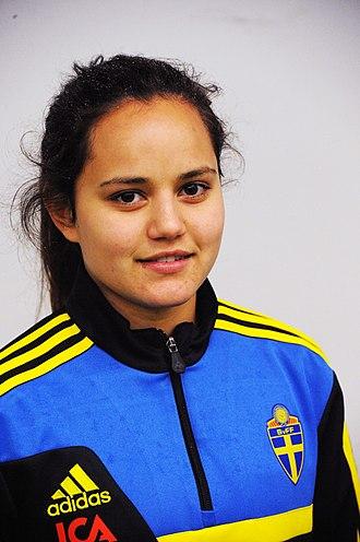 Chilean Swedes - Image: Malin Diaz 2