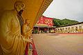 Man Fat Tsz (Ten Thousand Buddhas Monastery), Man Fat Din, front yard, Sha Tin (Hong Kong).jpg