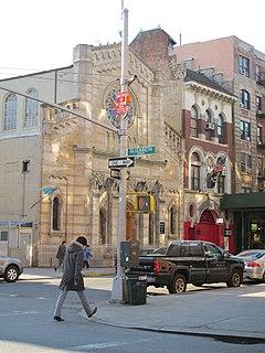 Broome Street Street in Manhattan, New York