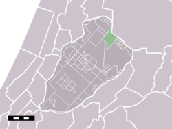The statistical district of Lijnden in the municipality of Haarlemmermeer.
