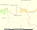 Map commune FR insee code 02030.png