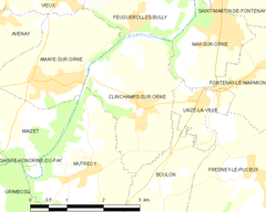 Map commune FR insee code 14164.png