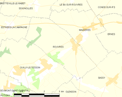 Map commune FR insee code 14546.png