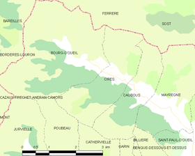 Map commune FR insee code 31146.png
