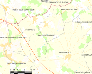 Map commune FR insee code 37041.png