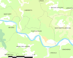 Map commune FR insee code 46320.png