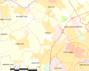 Map commune FR insee code 59508.png