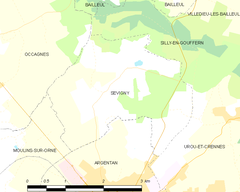 Map commune FR insee code 61472.png