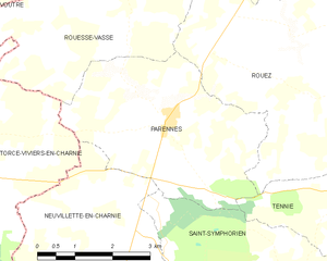 Map commune FR insee code 72229.png