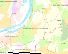Map commune FR insee code 76039.png