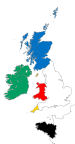 Celtic League's Celtic nations