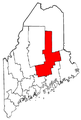 Map of Maine highlighting Penobscot County.png