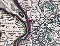 Map of the estuary of the Weser River (clipping) - 1685.jpg