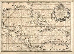 Mapa del Caribe de 1755.jpg