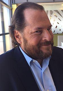 Marc Benioff American businessman