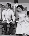 Ferdinand Marcos, tenth President of the Philippines