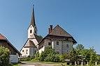Maria Saal Sankt Michael am Zollfeld Pfarrhof und Pfarrkirche Sankt Michael 18072015 5962.jpg