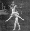 Maria Tallchief and Nicholas Magallanes in The Nutcracker 1954 lift.png