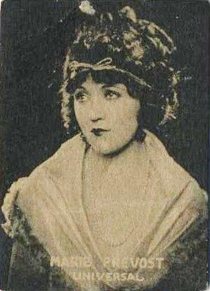 Marie Prevost - Marie Prevost, circa 1921