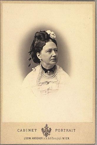 Princess Marie Luise Charlotte of Hesse-Kassel - Image: Marie Louise of Hesse Kassel