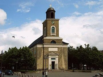 Versöhnungskirche Husum