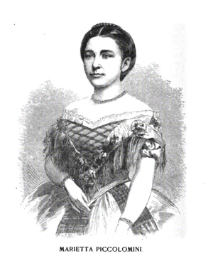 Giuseppina Pasqua - Marietta Piccolomini