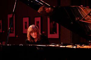 Marilyn Crispell in concert, April 29, 2008 Ph...