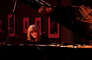 Marilyn Crispell American jazz pianist and composer