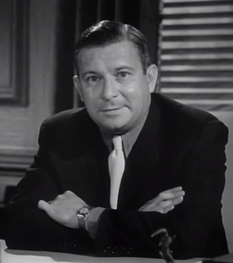 Mark Hellinger - Hellinger in the trailer for The Roaring Twenties, one of several films he produced