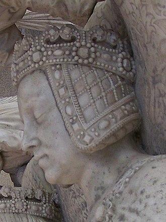 Tomb of Francis II, Duke of Brittany - Image: Marketafoix
