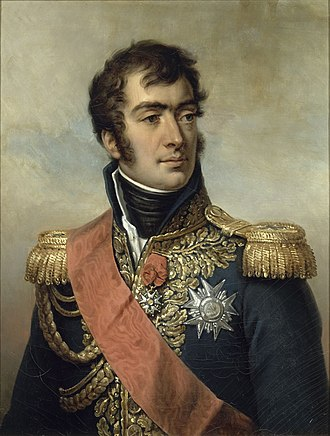 Battle of Champaubert - Auguste de Marmont
