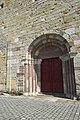 Marsal (Moselle) Église Saint-Léger Portail 525.jpg