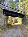 Marston Hill Road Railroad Underpass, Webster Lake, Franklin, NH (49180385607).jpg