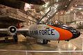 Martin EB-57B Canberra RSideFront Modern Flight NMUSAF 25Sep09 (14413881507).jpg