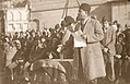 Maruf al Rusafi foundation ceremony of Al-Tifayidh School - 1928.jpg
