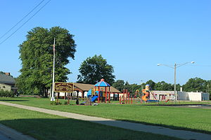 Romulus, Michigan - Mary Ann Banks Memorial Park