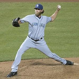 Matt Thornton (baseball) - Thornton with the San Diego Padres in 2016.