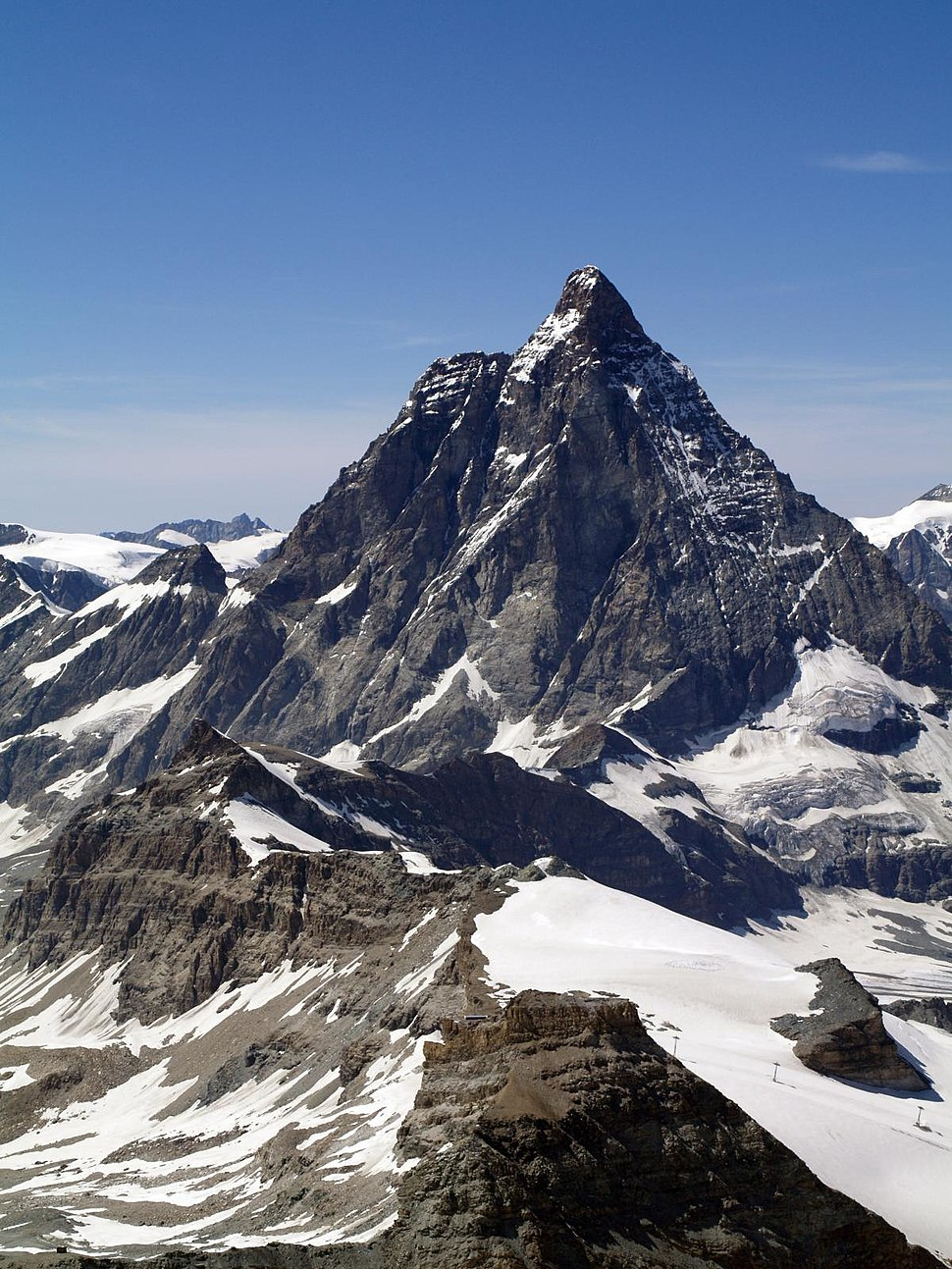 Death on the Matterhorn: a mystery that no one can solve for 150 years
