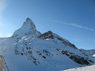 Schwarzsee (Zermatt) - The Matterhorn from Schwarzsee