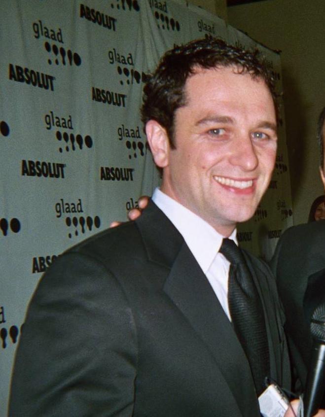 Matthew Rhys at 2007 GLAAD Awards