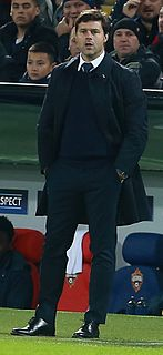 Mauricio Pochettino Argentine association football player and manager
