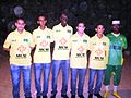 Mauritania junior pétanque team vie for world titles (6280093122).jpg