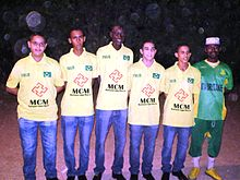Description de l'image Mauritania junior pétanque team vie for world titles (6280093122).jpg.